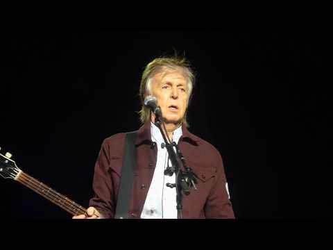 Paul McCartney - Come On To Me [Live at Tauron Arena, Kraków - 03-12-2018]