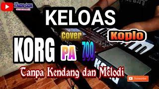 Download Lagu KELOAS   Tanpa Kendang  Karaoke full lirik mp3