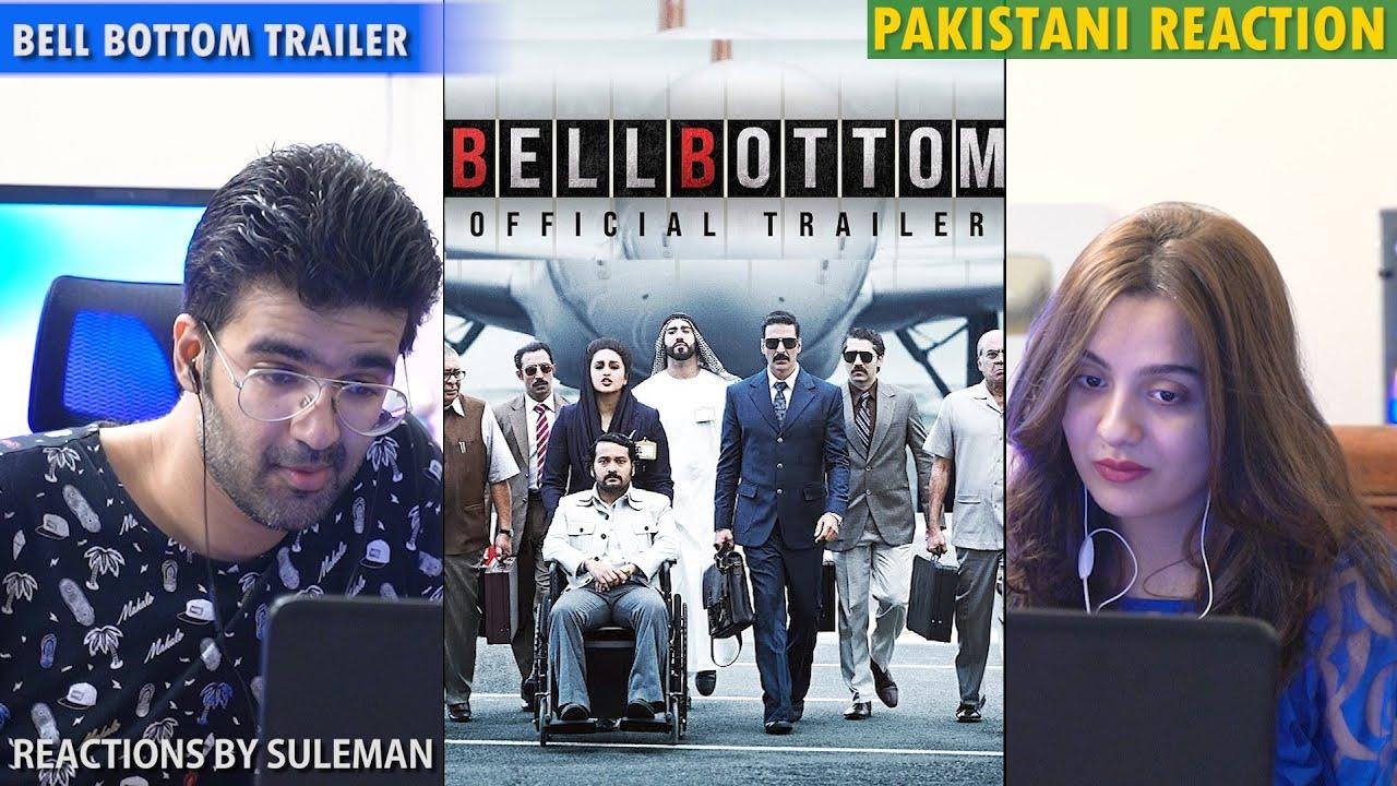Download Pakistani Couple Reacts To Bell Bottom Trailer | Akshay Kumar | Vaani Kapoor | Huma Qureshi
