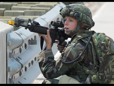 All Military Combat Roles Are Now Open To Women