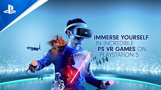 PlayStation VR | Live The Game
