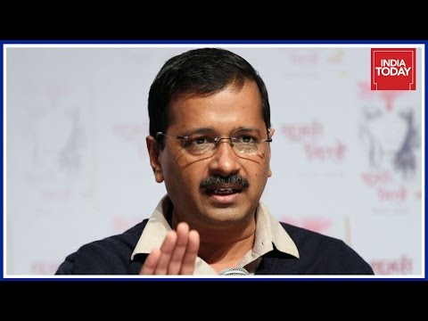 Arvind Kejriwal Cries Foul Over Electronic Voting Machines