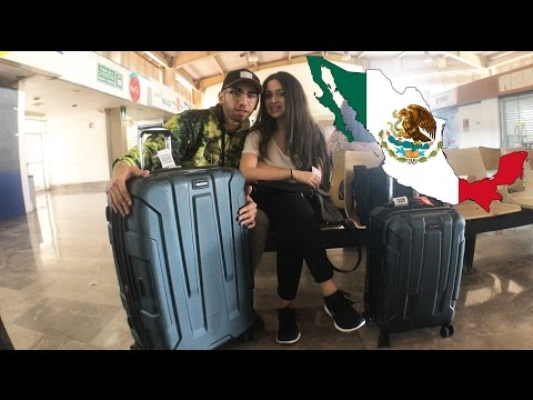 NOS VAMOS DE VIAJE A MEXICO!!! (BayBaeBoy Vlogs)