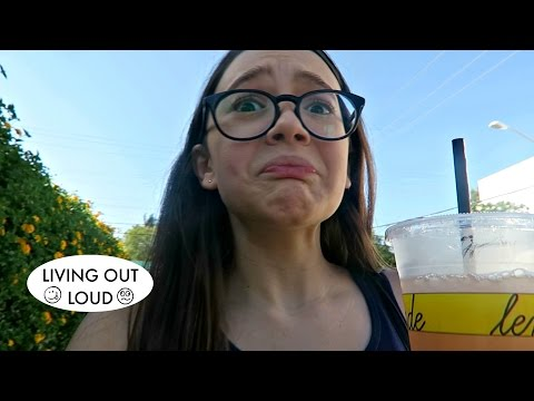 LA Audition Stories Over Lemonade | Acting Auditions & Call Backs with Fiona | 2.84 | LOL Vlog
