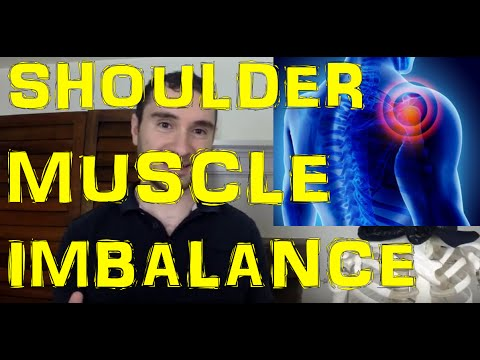 Fix This Shoulder Muscle Imbalance Between Your Deltoid & Rotator Cuff Force Couple!