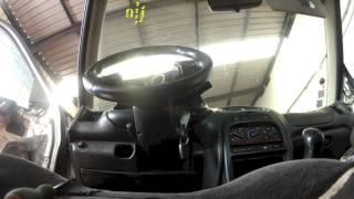 Rover 220 :  Comment déposer le volant
