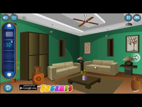 Escape Game: Locked House 4  Walkthrough - 5ngames