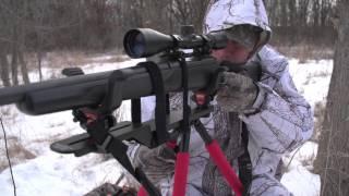 Bog Pod Devil Super Steady Shooting Rest Combo