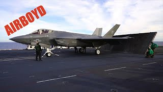 F-35C Lightning II Launch