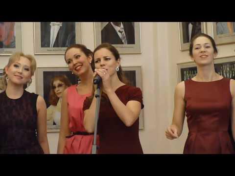 Песня из фэнтези-мюзикла В. Баскина «Алиса в стране чудес», НТМК, 23.09.2016