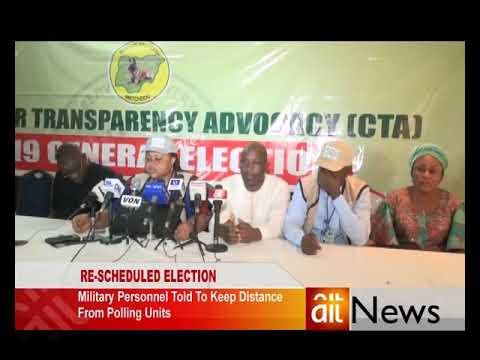 Nigeria elections Mp3