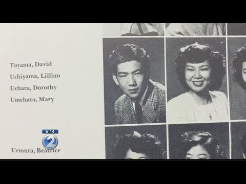 Mystery solved! Family of 1947 yearbook photo comes forward
