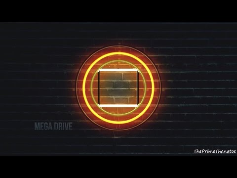 Best of Synthwave And Retro Electro Music Mix | Mega Drive - 198XAD