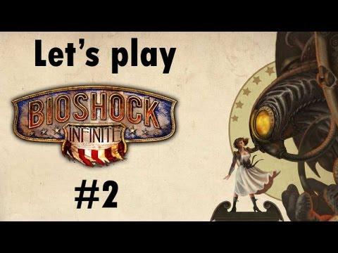 Bioshock Infinite / Let's Play - Guia / Español / HD / Parte 2