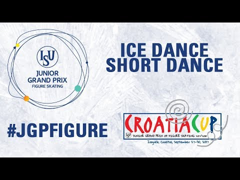 Ice Dance - Short Dance - Zagreb 2017