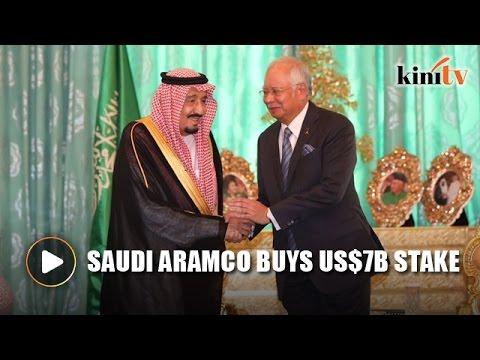 Saudi Aramco buys US$7b stake in Petronas' Rapid refinery project