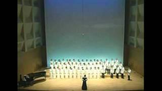 近江八幡混声合唱団 第5回演奏会 指揮:大橋 久子 伴奏:寺嶋 奈緒 合...