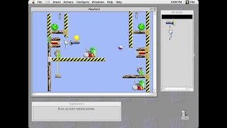 The Incredible Machine - episode 1: Tutorial puzzles