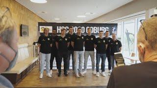 Top fünf ist das Ziel - Mit sechs Neuzugängen startet der HSC 2000 Coburg in die Saison