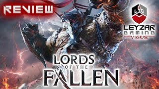 Lords of the Fallen (Review) - Not a Dark Souls Comparison