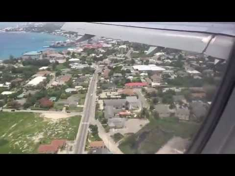 "Landing in Cayman GCM - Pilot: ""That was terrible!"""