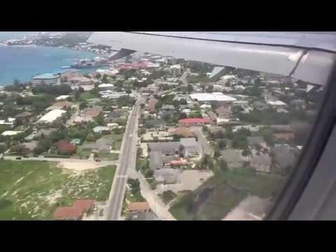 "Landing in Cayman GCM - Pilot: ""That was terrible!"""