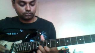 Ajeeb Dastan Hai Yeh On Guitar Lead & Tabs