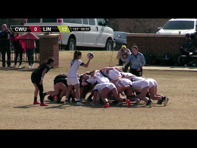 2019 Women's D1 Elite Semis | Lindenwood v CWU: Full Match