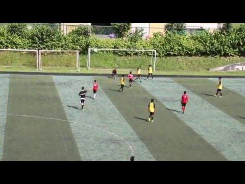 Friendly vs Bowen (12 Jan 2016)