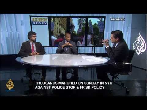 Inside Story Americas - NYPD: Crime prevention or racial profiling?