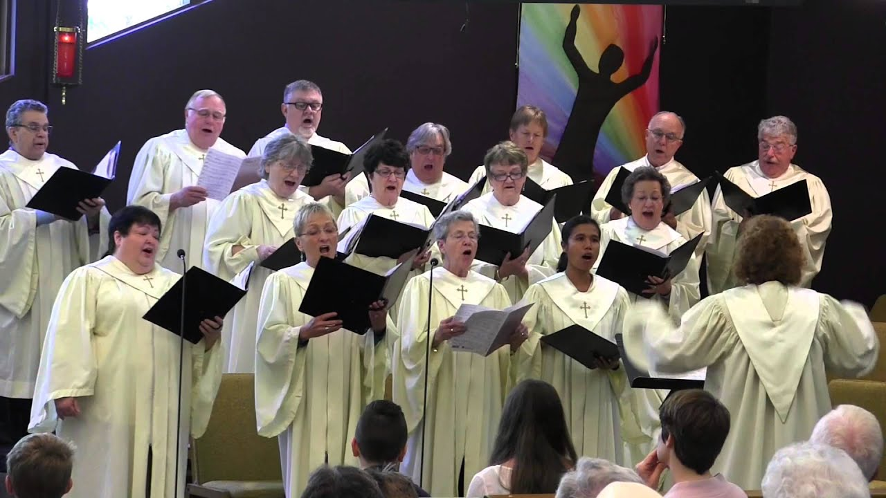 quotmercy treequot by oak harbor lutheran church senior choir