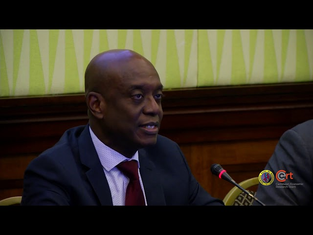 Central Bank Governors Panel Discussion- Rebuilding Caribbean Economies