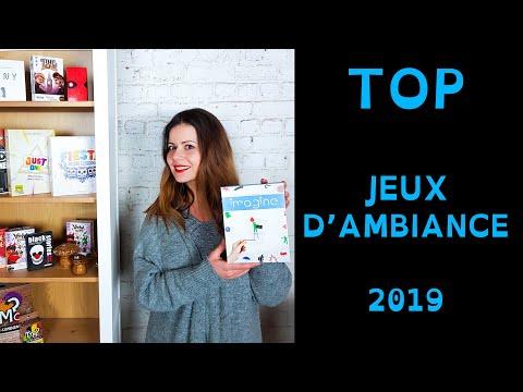 [TOP] JEUX D'AMBIANCE 2019
