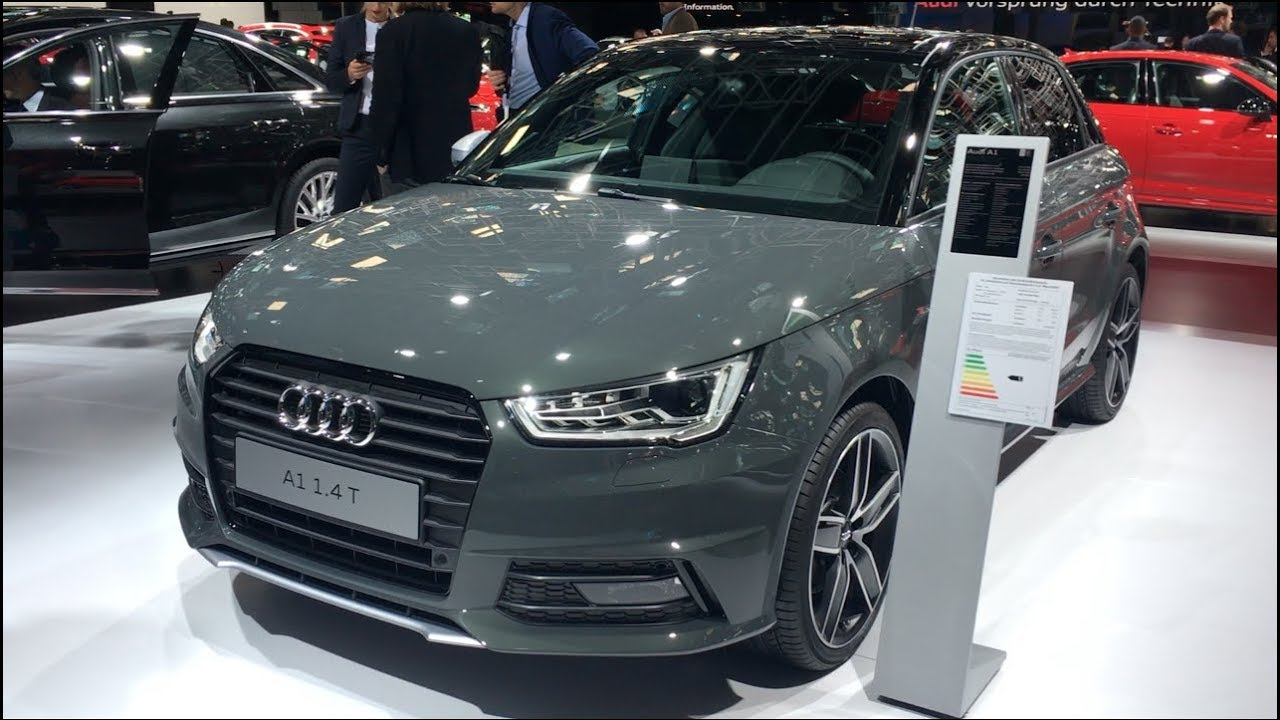 audi a1 1 4 t 2017 in detail review walkaround interior. Black Bedroom Furniture Sets. Home Design Ideas