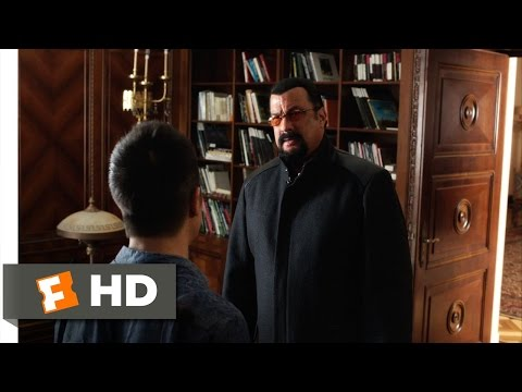 Mercenary: Absolution (2015) - Don't Say I Never Did Nothing for You Scene (8/10) | Movieclips