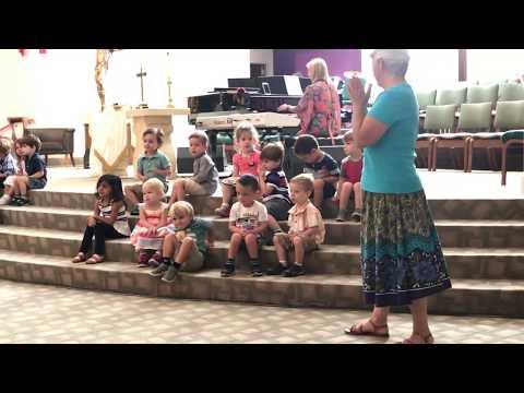 Ashley's Spring Concert 2017 | Windermere Union Preschool