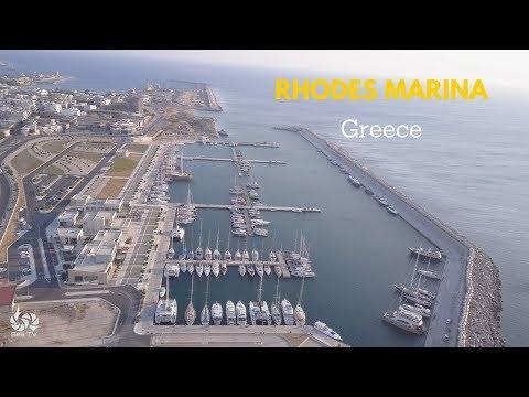 Sail Greece- Rhodes marina | seatv