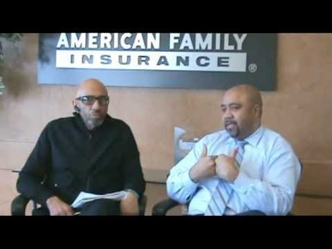 Interview With American Family Insurance Agent Keith Powell