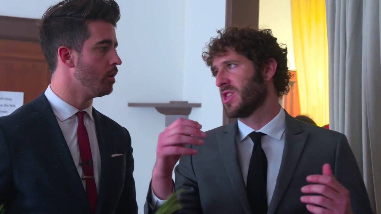Lil Dicky - Molly (Behind The Scenes)   iHeartRadio Crashing The Set