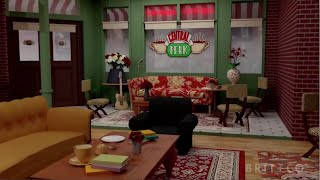 Attention Friends Fans: A Central Perk Cafe Is Opening IRL