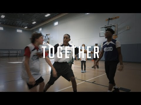 Together - [working through racial issues]