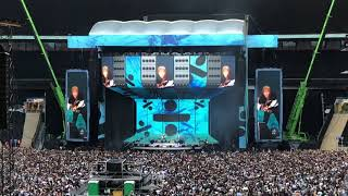 Ed Sheeran Opens With Castle on The Hill and Eraser Divide Tour Live at Wembley 14th June 2018 Mp3