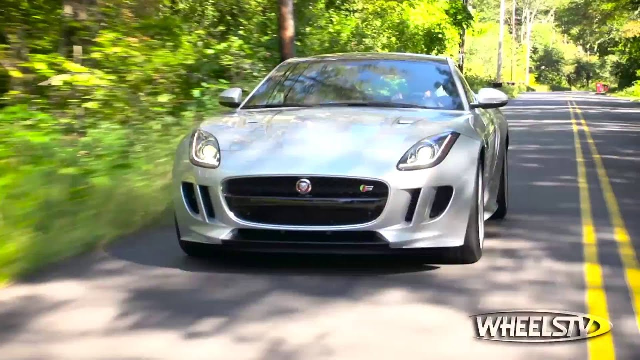 Best In Cl All Weather Sports Car 2016 Jaguar F Type