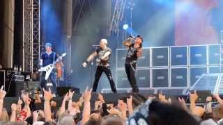 Accept - Balls To The Wall, Sweden Rock 2013
