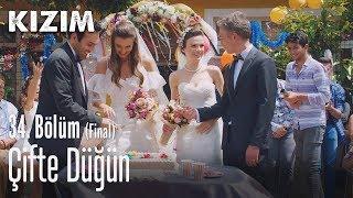 Çifte düğün - Kızım 34. Bölüm (Final)
