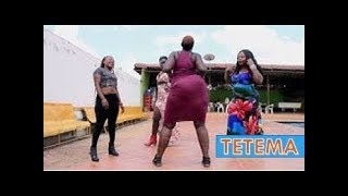 Tetema Dance Challenge (Official Video)
