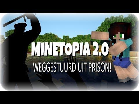 PRISON UITGEZET!! - Minetopia 2.0 - Afl. 103