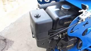 libellule moteur kohler