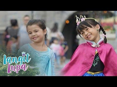 Langit Lupa: Esang and Princess dress as princesses | Episode 107