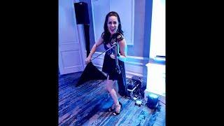 Lord Of The Dance to Michael Jackson Fiddle - Lotta Virkkunen Violinist